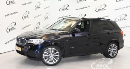 BMW X5 xDrive 30d M-Sport Automatas