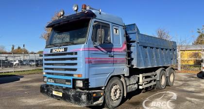 Scania R 143 HL 500