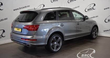 Audi Q7 S-Line Quattro 6 seats