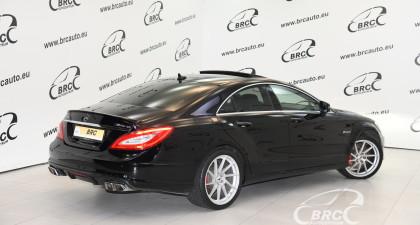 Mercedes-Benz CLS 550 AMG-Line Automatas