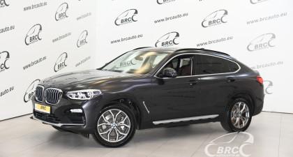 BMW X4 xDrive 30d Automatas