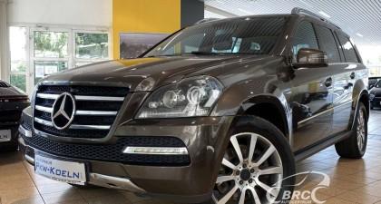 Mercedes-Benz GL 350 CDI Automatas