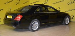 Mercedes-Benz S 500 4Matic Automatas
