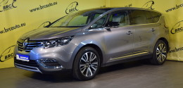 Renault Espace Initiale Paris 4Control