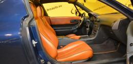 Honda CRX Automatas