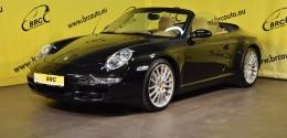 Porsche 911 Carerra 4s Cabrio