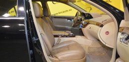 Mercedes-Benz S 350 Automatas