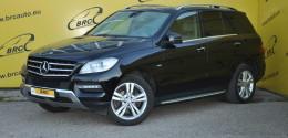 Mercedes-Benz ML 350 4MATIC BlueEFFICIENCY G-TRONIC