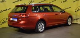 Volkswagen Golf Variant TDi DSG Bluemotion