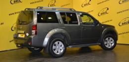 Nissan Pathfinder 2.5 dCi Automatas