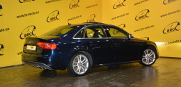Audi S4 Quattro Automatas