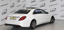 Mercedes-Benz S 63 AMG V8 BiTurbo Long Automatas