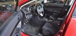 Mitsubishi Lancer Evolution X EU spec