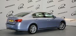 Lexus GS 450H Hybrid Synergy Drive Automatas