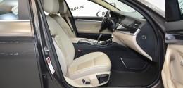 BMW 525 d Automatas