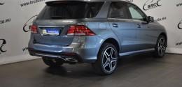 Mercedes-Benz GLE 350 d 4Matic AMG Design V6 BlueTec