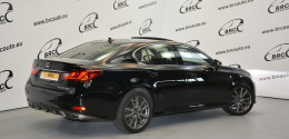 Lexus GS 350 F-Sport AWD Automatas