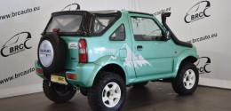 Suzuki Jimny Off-Road 4x4 M/T