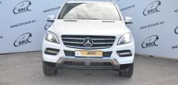 Mercedes-Benz ML 350 3.5 Automatas