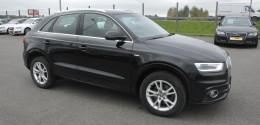 Audi Q3 2.0 TDI Quattro S-line Automatas
