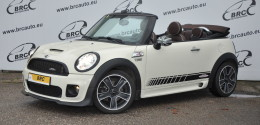 Mini Cooper S Cabrio 1.6i 16V Turbo