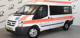 Ford Transit Tourneo Ambulance