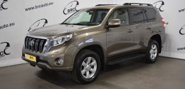 Toyota Land Cruiser D-4D Luxury A/T