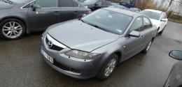 Mazda 6 Ar defektiem