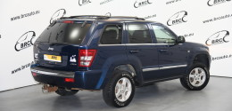 Jeep Grand Cherokee 3.0CRD Limited Automatas
