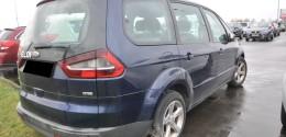Ford Galaxy 2.0 TDCi Variklio defektas