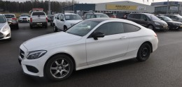 Mercedes-Benz C 180 Coupe AMG Sports Package Automatas