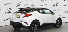 Toyota C-HR XLE Limited Automatas