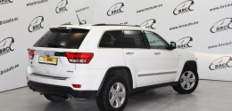 Jeep Grand Cherokee 3.0 CRDi 4x4 Limited Automatas