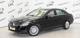 Mercedes-Benz E 300 CDI Hybrid Automatas