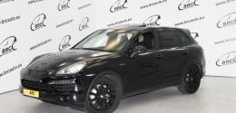 Porsche Cayenne S Hybrid Automatas