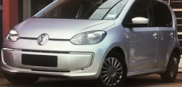 Volkswagen up! Electric