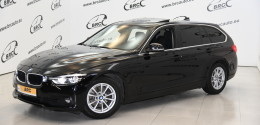 BMW 320 d Efficient Dynamics Automatas