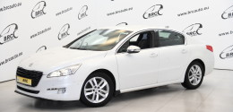 Peugeot 508 2.2 HDI GT-Line Automatas