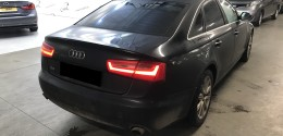 Audi A6 2.0FSI Quattro Automatas Premium plius