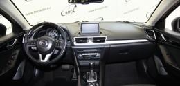 Mazda 3 2.2 d SkyActiv Automatas