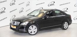 Mercedes-Benz C 180 CDI Avantgarde Automatas