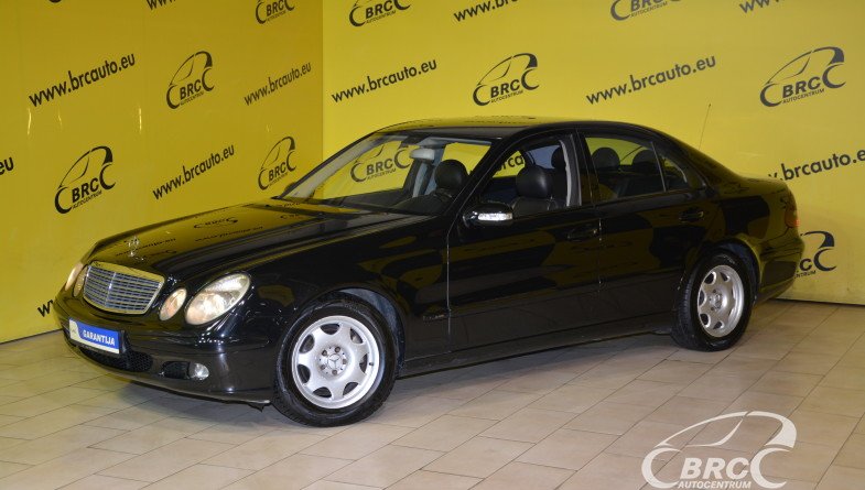Mercedes-Benz E 220 CDI Classic Automatas