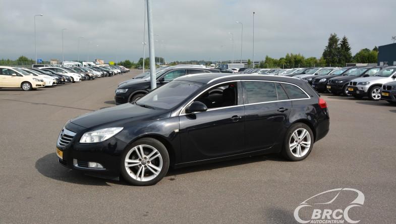Opel Insignia CDTi Automatas Sports Tourer