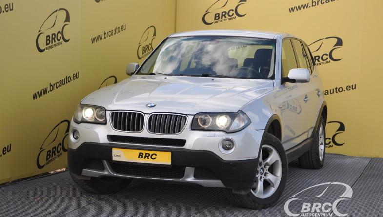 BMW X3 Automatas