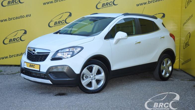 Opel Mokka 1.4 Turbo ECOTEC Automatas