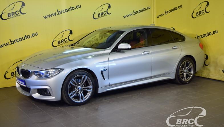 BMW 420 Gran Coupe dA M-sport