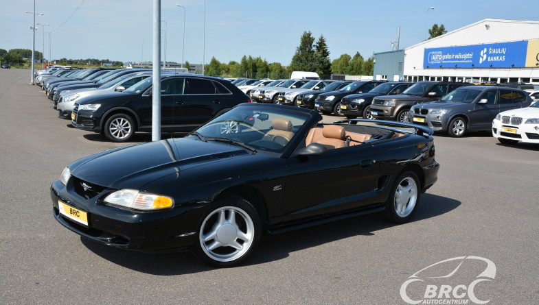 Ford Mustang 5.0 V8 GT Automatas