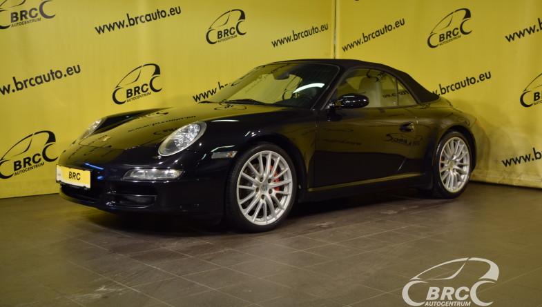 Porsche 997 Carrera 2S Cabrio