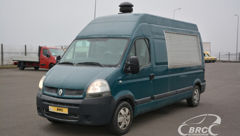 Renault Master 2.5 d