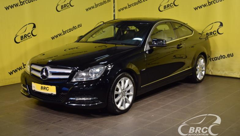 Mercedes-Benz C 180 Coupe